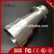 Acero inoxidable / acero al carbono cnc bloque, cnc fabricación de maquinaria en Shanghai,