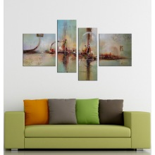 Stretched Canvas Famous Decorative Painting