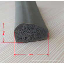 High Quality Extrusion Building Door Rubber Silicone Gasket
