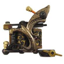 New style Damascus Steel Tattoo Machine