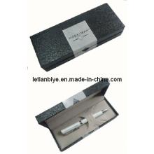 Set de bolígrafo de regalo ejecutivo, bolígrafo metálico con caja bonita (LT-C475)