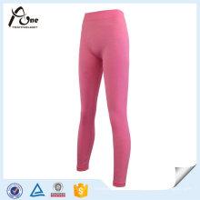 Pantalon thermique fille de haute qualité pour les enfants