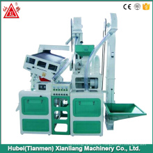 Super performance paddy rice milling machine