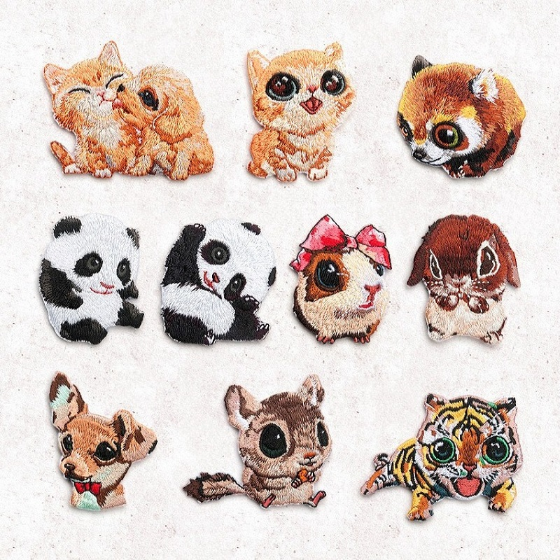 Lovely Animals Embroidery