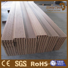 Guangzhou WPC Outdoor Hollow Engineering Decking Flooring