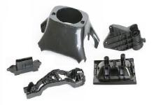 Custom Machinery Plastic Parts
