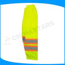 Malla de alta visibilidad reflexiva ropa de trabajo pantalones