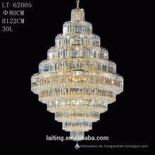 Moderner Luxus-Restaurant K9 Crystal Large Kronleuchter