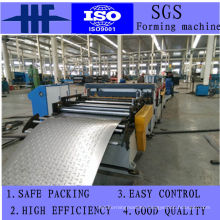 Easy-Operation Car Plate Roll Forming Machine