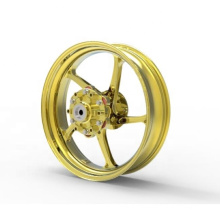 Motorcycle aluminum wheel rims for Honda CF250SR Kawasaki Nijia400 Yamaha R3 forged wheels