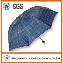 Parapluie personnalisé de dernière usine gros Parasol Print Logo