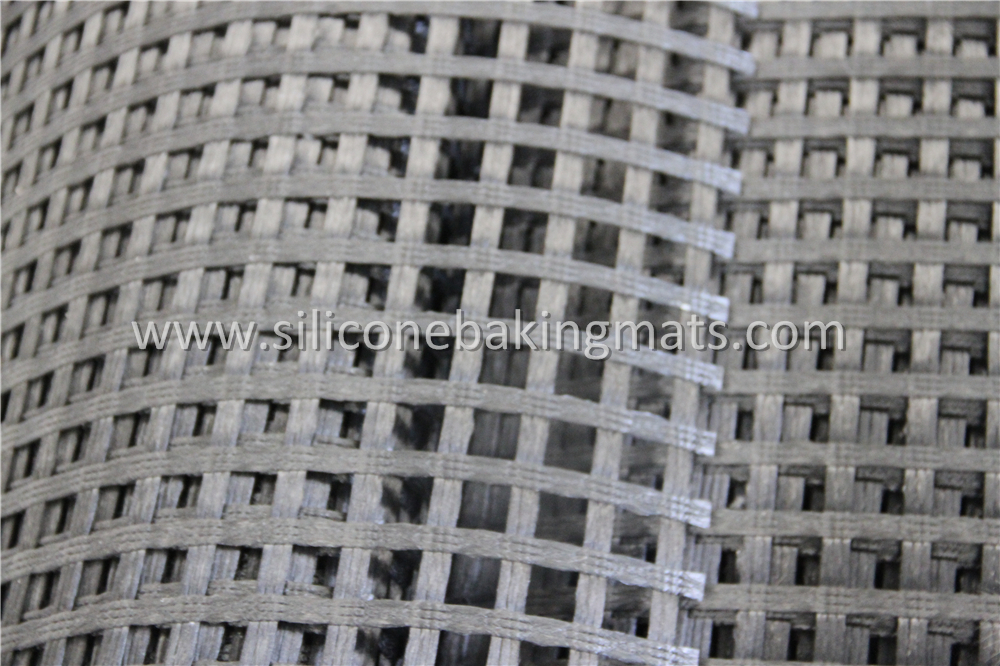 Soil Stabilization Pvc Coated Polyester Grid