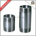 Niple roscada de acero inoxidable (YZF-E354)