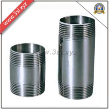 Hot Sale Quality Stainless Steel Threaded Nipple (YZF-M555)