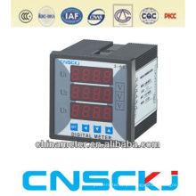 2011 novo medidor digital de voltagem trifásica