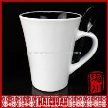Taza de la sopa de cerámica del esmalte del diseño snoopy del descuento de HCC