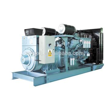 Generadores de energía de emergencia para ventas calientes con buena calidad, generador diesel