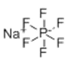 Phosphate(1-),hexafluoro-, sodium (1:1) CAS 21324-39-0