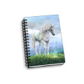 UNICORN 3D NOTEBOOK -0
