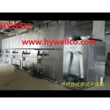 Buckwheat Belt Type Dryer