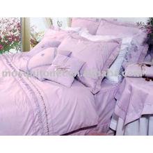 Conjunto de cama de casamento