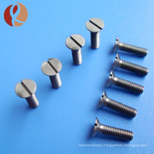 Heavy hot selling anti-theft bolt and nut CNC machining brass stud bolt for fasteners