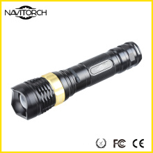 High Power Torch Light Emergency Rechargeable LED Flashlight (NK-2668)