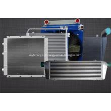 Trocadores de calor de placa-barra personalizados