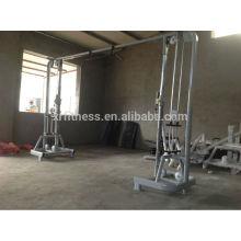 Nombre de máquinas de gimnasio comercial para club Cable Crossover