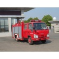 ISUZU 2000L brush fire trucks for sale