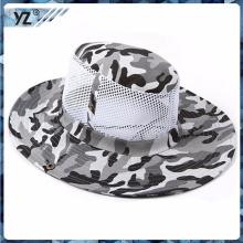 China fábrica nuevo producto personalizado camo cubo sombrero