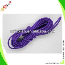 Продвижение! 3 мм эластичный шнур для волос связей