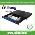19 inch slidable Rack mounted patch panel SC12 Port