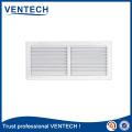 Air vent aluminium return grille