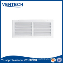 Air vent aluminium return grille