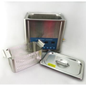 Nettoyeur à ultrasons de 5 litres avec fonction de chauffage