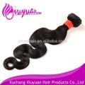 Sale brazilian human hair sew in weave unprocessed virgin body wave
