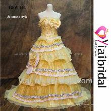 RSW161 japanische Art-Hochzeits-Kleider