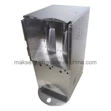 Caja de metal de fabricación de chapa de precisión