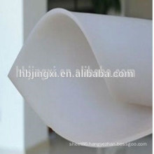 White Transparent Insulation Rubber Sheet