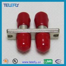 Conector óptico dúplex híbrido FC-St