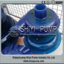 Pièce de pompe de boue résistante à l'usure de polyuréthane