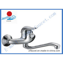 Single Handle Kitchen Faucet in Sanitary Ware (ZR20503)