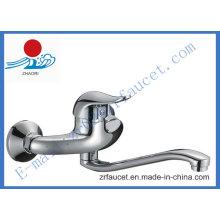 Смеситель для кухни с одной ручкой в санитарии (ZR20503)