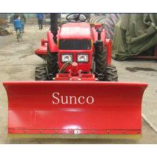 Dozer Plough en Farm Tractor