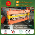 Double Layer Tile Making Machine for Corrugated and Dovetail Panels