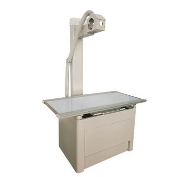 Radiology veterinary table four way top floating for animal x-ray checking