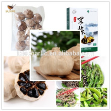 Магическая ферментация Органическая зеленая пища Черный чеснок 500 г / мешок