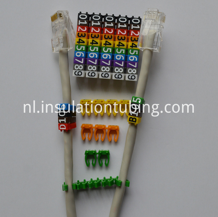 Cable Marker For Application