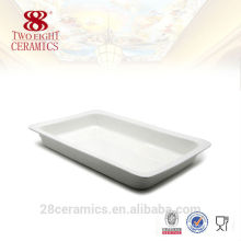 Hot sale stock restaurant plate thali, wholesale dishes for buffet